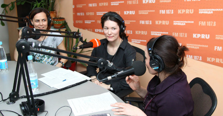Listen to our radio interview about TEDx in Izhevsk!